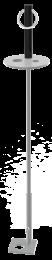 Viscometer holder Cannon Fenske Opaque (CFO)