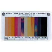 Copper strip corrosion standard