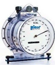 Wet test meter