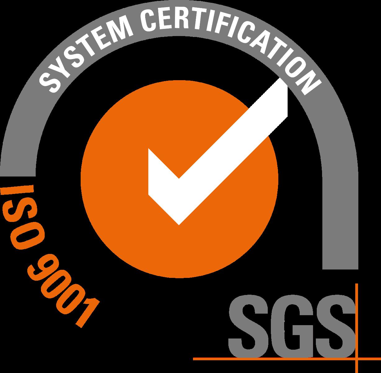 ISO 9001 Certification Mark